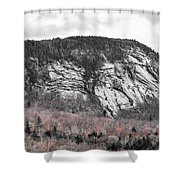 New Hampshire Mountain Shower Curtain