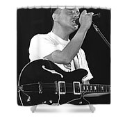 New Order Shower Curtain