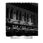 New York City Center Shower Curtain