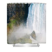 Niagara Falls Canada Shower Curtain