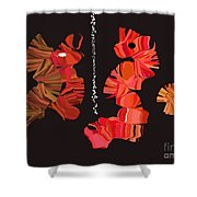 No. 383 Shower Curtain