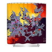 No. 698 Shower Curtain