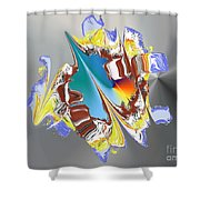 No. 708 Shower Curtain