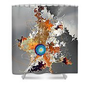 No. 793 Shower Curtain