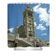 Notre Dame De La Garde Shower Curtain