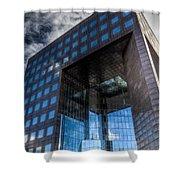Number 1 London Bridge Shower Curtain