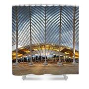 Oaca Shower Curtain