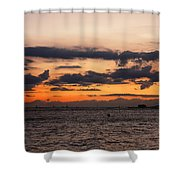 Ocean Horizon Shower Curtain