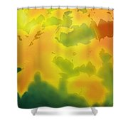 October Shower Curtain