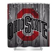 Ohio State Buckeyes Shower Curtain