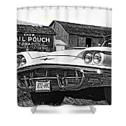 Once Upon A Crazy Time... Shower Curtain