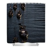Oporto By River Shower Curtain