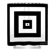 Optical Artistic Visions Shower Curtain