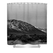 Orovada Sawtooth Shower Curtain