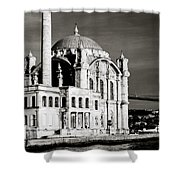 Ortakoy Shower Curtain