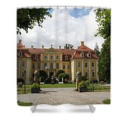 Palace Rammenau - Germany Shower Curtain