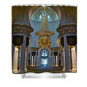 Peaceful Serenity Shower Curtain