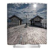 Penarth Pier 1 Shower Curtain