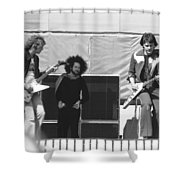 Day On The Green 6-6-76 #3 Shower Curtain