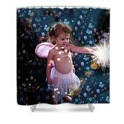 Fairy Magic Shower Curtain