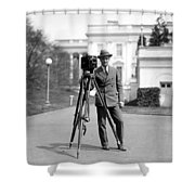 Photographer, C1915 Shower Curtain