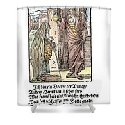 Physician, 1568 Shower Curtain