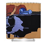 Piano And I Shower Curtain