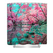 Pike River Shower Curtain