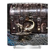 Pirates Of The Caribbean V7 Shower Curtain