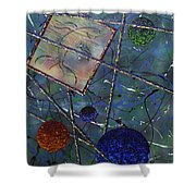 Pisces Shower Curtain
