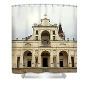 Polirone Abbey Shower Curtain