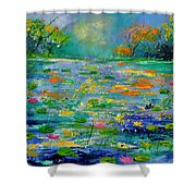 Pond 454190 Shower Curtain