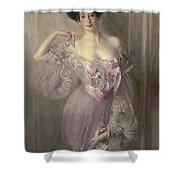 Portrait Of Ena Wertheimer Shower Curtain