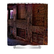 Post Alley - Seattle Shower Curtain
