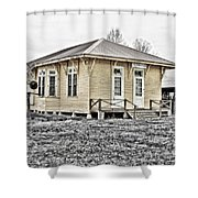 Powhatan - Hdr  Shower Curtain