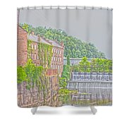 Prattville Hdr Shower Curtain