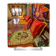 Prayer Mats Shower Curtain
