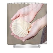Precious Gifts From Nature Shower Curtain