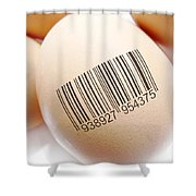 Product Identification Shower Curtain