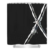 Promoted Fading  Shower Curtain