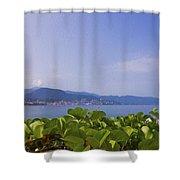 Puerto Vallarta Shower Curtain