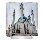 Qolsharif Mosque Shower Curtain