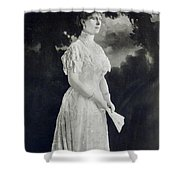 Queen Mary (1867-1953) Shower Curtain