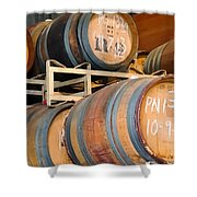 R Stuart Wine 21096 2 Shower Curtain