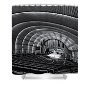 Radio City Music Hall Theatre Shower Curtain