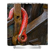 Red Hook Shower Curtain