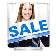 Retail Sale Shower Curtain