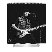 Musician Richard Thompson Shower Curtain