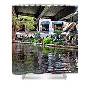 Riverwalk Shower Curtain