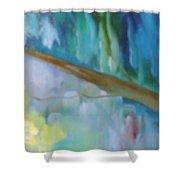 Roads Shower Curtain